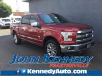 2016 Ford F-150 King Ranch SuperCrew EcoBoost V6 GTDi DOHC 24V Twin Turbocharged Feasterville, PA