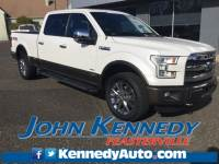 2016 Ford F-150 Lariat SuperCrew EcoBoost V6 GTDi DOHC 24V Twin Turbocharged Feasterville, PA
