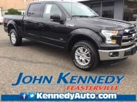 2015 Ford F-150 Lariat SuperCrew EcoBoost V6 GTDi DOHC 24V Twin Turbocharged Feasterville, PA