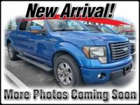 2011 Ford F-150 Truck SuperCrew Cab Gas/Ethanol V8 5.0/302