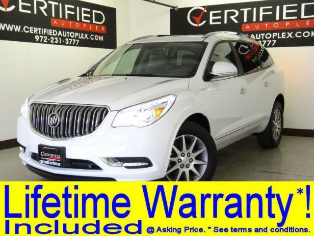Photo 2016 Buick Enclave CONVENIENCE 2ND ROW CAPTAIN CHAIRS REAR CAMERA REAR PARKING AID 3RD ROW SEA