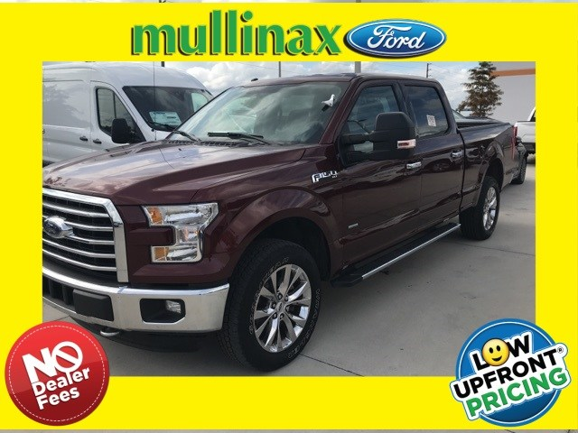 Photo Used 2016 Ford F-150 XL W 3.5L Ecoboost, 20 Wheels, MAX TOW Truck SuperCrew Cab V-6 cyl in Kissimmee, FL