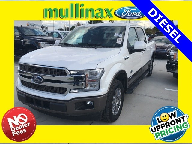 Photo Used 2018 Ford F-150 XL Powerstroke Diesel Truck SuperCrew Cab V-6 cyl in Kissimmee, FL