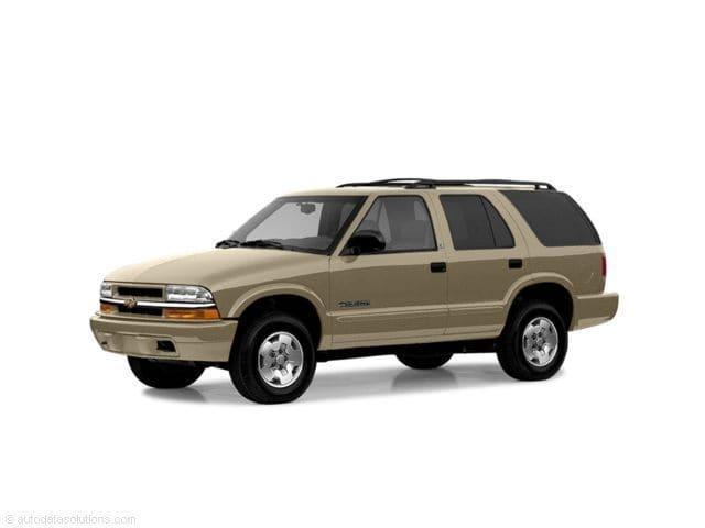 Photo Used 2004 Chevrolet Blazer 4WD in Houston, TX