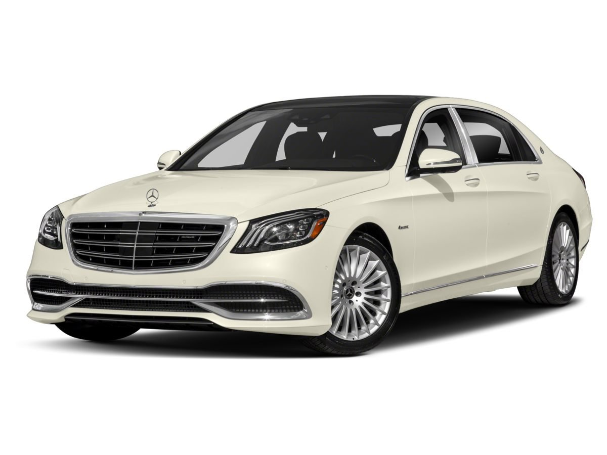 Photo Pre-Owned 2018 Mercedes-Benz S 560 S-Class