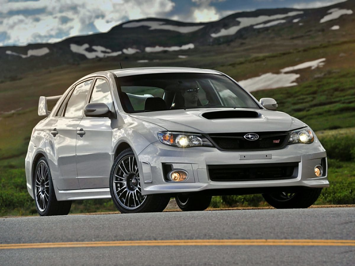 Photo Used 2011 Subaru Impreza WRX WRX STI for Sale in Tacoma, near Auburn WA