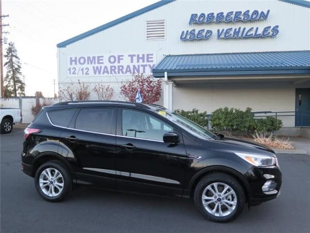 Photo Certified Pre-Owned 2018 Ford Escape SE 4x4 SUV For Sale Bend, OR