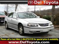 Used 2001 Chevrolet Impala LS For Sale in Thorndale, PA   Near West Chester, Malvern, Coatesville, & Downingtown, PA   VIN: 2G1WH55K919197101