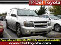 Used 2006 Chevrolet Trailblazer LT For Sale in Thorndale, PA | Near West Chester, Malvern, Coatesville, & Downingtown, PA | VIN: 1GNET16SX66105766