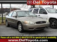 Used 2002 Ford Taurus SE Standard For Sale in Thorndale, PA   Near West Chester, Malvern, Coatesville, & Downingtown, PA   VIN: 1FAFP532X2A213363