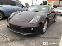 2014 Porsche Cayman S Coupe in San Antonio