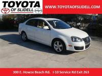 Used 2008 Volkswagen Jetta SE Sedan