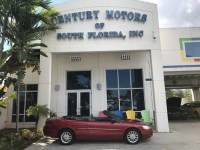 2002 Chrysler Sebring LXi Leather Seats Power Top Like New CD Changer