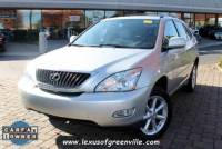 Pre-Owned 2008 LEXUS RX 350 Base SUV in Greenville SC