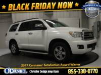 Pre-Owned 2008 Toyota Sequoia Limited 5.7L V8 SUV 4x4 Fort Wayne, IN