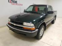 2002 Chevrolet S-10 LS Truck Extended Cab 4x4 For Sale | Jackson, MI
