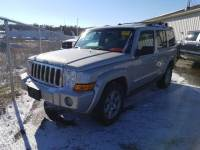 2006 Jeep Commander Limited SUV 4x4 For Sale | Jackson, MI