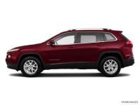 Used 2016 Jeep Cherokee Limited SUV