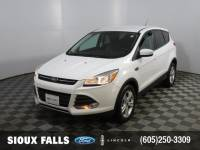 Certified Pre-Owned 2016 Ford Escape SE SUV for Sale in Sioux Falls near Vermillion