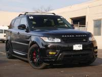 Certified Pre-Owned 2015 Land Rover Range Rover Sport Autobiography SUV