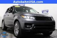 2015 Land Rover Range Rover Sport 5.0L V8 Supercharged SUV in the Boston Area