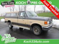 Pre-Owned 1990 Ford F-150 XLT Lariat 2D Standard Cab 4WD
