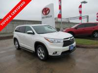 Certified 2016 Toyota Highlander Limited SUV FWD For Sale