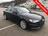 Used 2015 Audi A6 3.0T Sedan in Pittsburgh