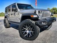 Used 2018 Jeep All-New Wrangler Unlimited CUSTOM LIFTED 24S XD CHOPSTICKS SKYJACKER EVO