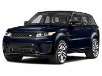 2015 Land Rover Range Rover Sport SVR SUV in Boston