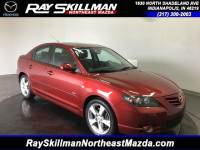 Pre-Owned 2006 Mazda3 s Grand Touring FWD Sedan