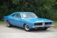 1969 Dodge Charger -CLEARANCE-FRAME UP RESTORED-440 BIG BLOCK-EASY FINANCING-CALIFORNIA MOPAR-