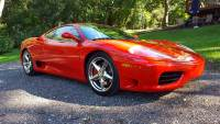 1999 Ferrari Modena -360 ROSSO CORSA TAN LEATHER NICE OPTIONS-LOW MILES-