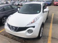 Pre-Owned 2013 Nissan JUKE SV Front Wheel Drive Wagon