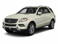 Pre-Owned 2013 Mercedes-Benz ML 350 M-Class