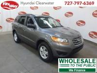 Used 2010 Hyundai Santa Fe for Sale in Clearwater near Tampa, FL