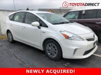 2013 Toyota Prius v Two Wagon Front-wheel Drive