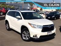 Used 2015 Toyota Highlander XLE V6 For Sale San Diego | 5TDKKRFH0FS114963
