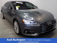 2018 Audi A5 Premium Plus Coupe in Burlington MA