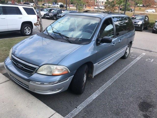 Photo 2000 Ford Windstar Wagon