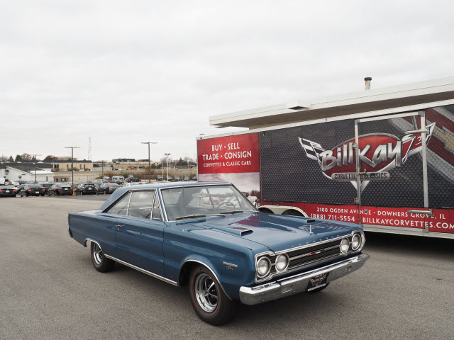 Photo Pre-Owned 1967 Plymouth Belvedere Gtx Coupe