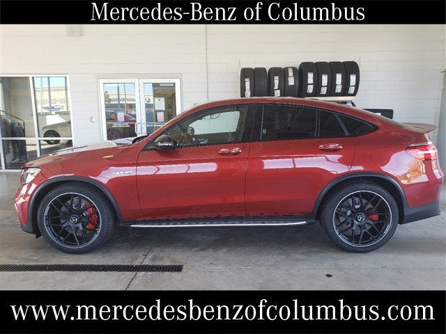 Photo Pre-Owned 2019 Mercedes-Benz AMG GLC 63 S 4MATIC SUV in Columbus, GA