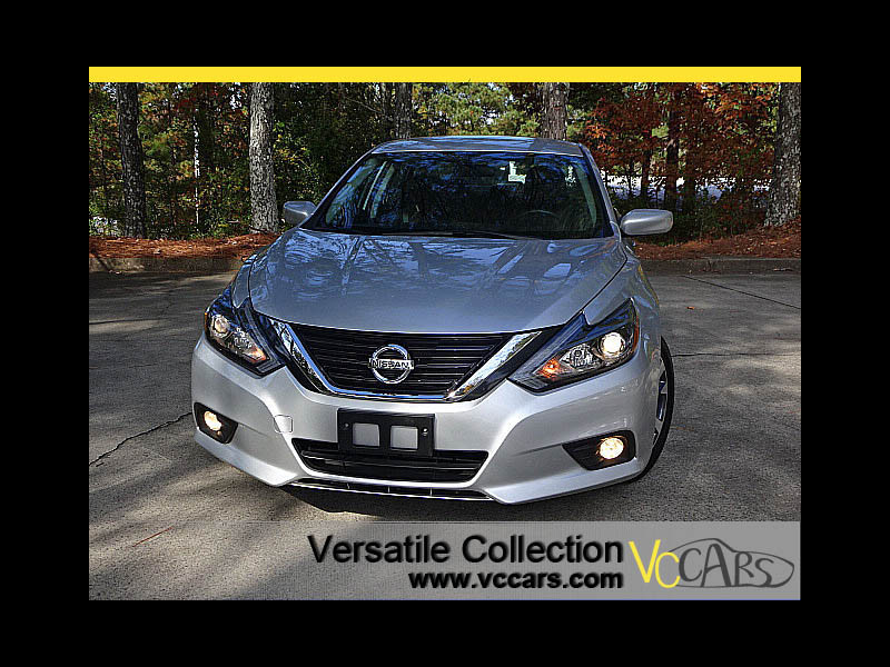 Photo 2016 Nissan Altima 2.5 SR Sports Leather Seats