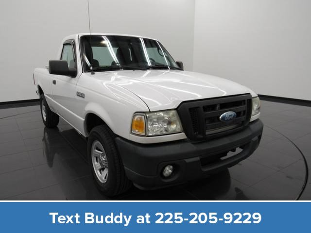 Photo Pre-Owned 2008 Ford Ranger Pickup