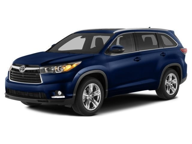 Photo Used 2014 Toyota Highlander SUV All-wheel Drive for Sale in Riverhead, NY