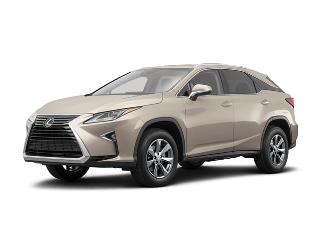 Photo Pre-Owned 2017 LEXUS RX 350 350 SUV in Jacksonville FL