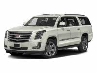 2016 Cadillac Escalade ESV Luxury Collection - Cadillac dealer in Amarillo TX – Used Cadillac dealership serving Dumas Lubbock Plainview Pampa TX