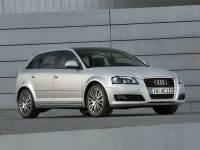 2010 Audi A3 2.0T Premium Plus Hatchback FrontTrak