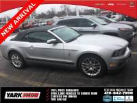 Used 2012 Ford Mustang Convertible in Toledo