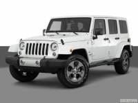 Used 2017 Jeep Wrangler JK Unlimited SAHARA SUV for sale in Barstow CA